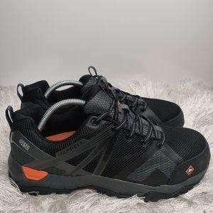 Merrell steel toe work shoe sz 10